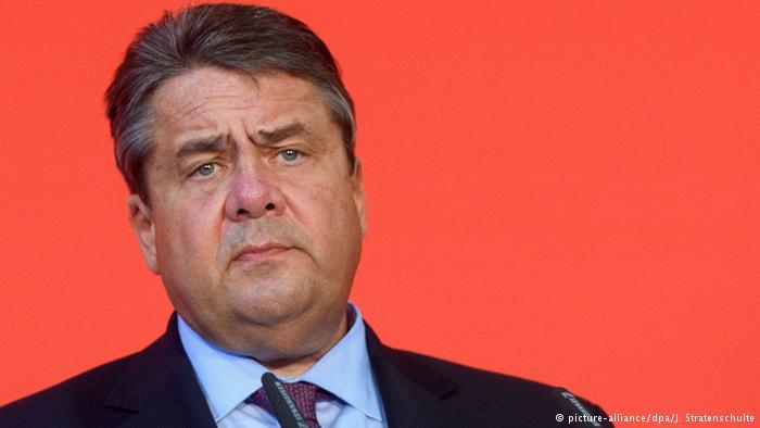 Phó Thủ tướng Đức Sigmar Gabriel