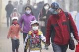 Báo động các bệnh về hô hấp: Hà Nội có tới 8 đợt ô nhiễm không khí nghiêm trọng năm 2016