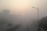 Hà Nội: Chỉ số bụi mịn PM2.5 ngày đầu năm ở mức báo động
