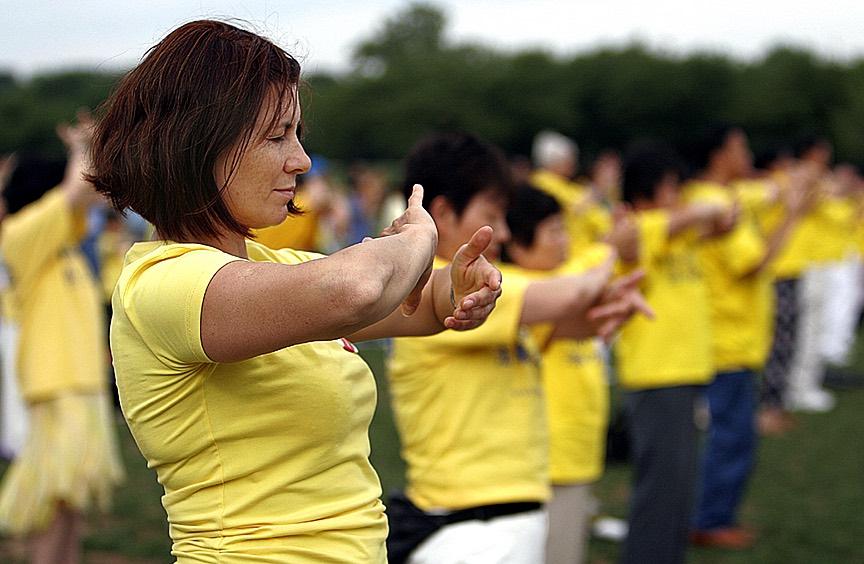 Để giữ cho xương mạnh mẽ, bạn phải di chuyển (ảnh: Wiki)