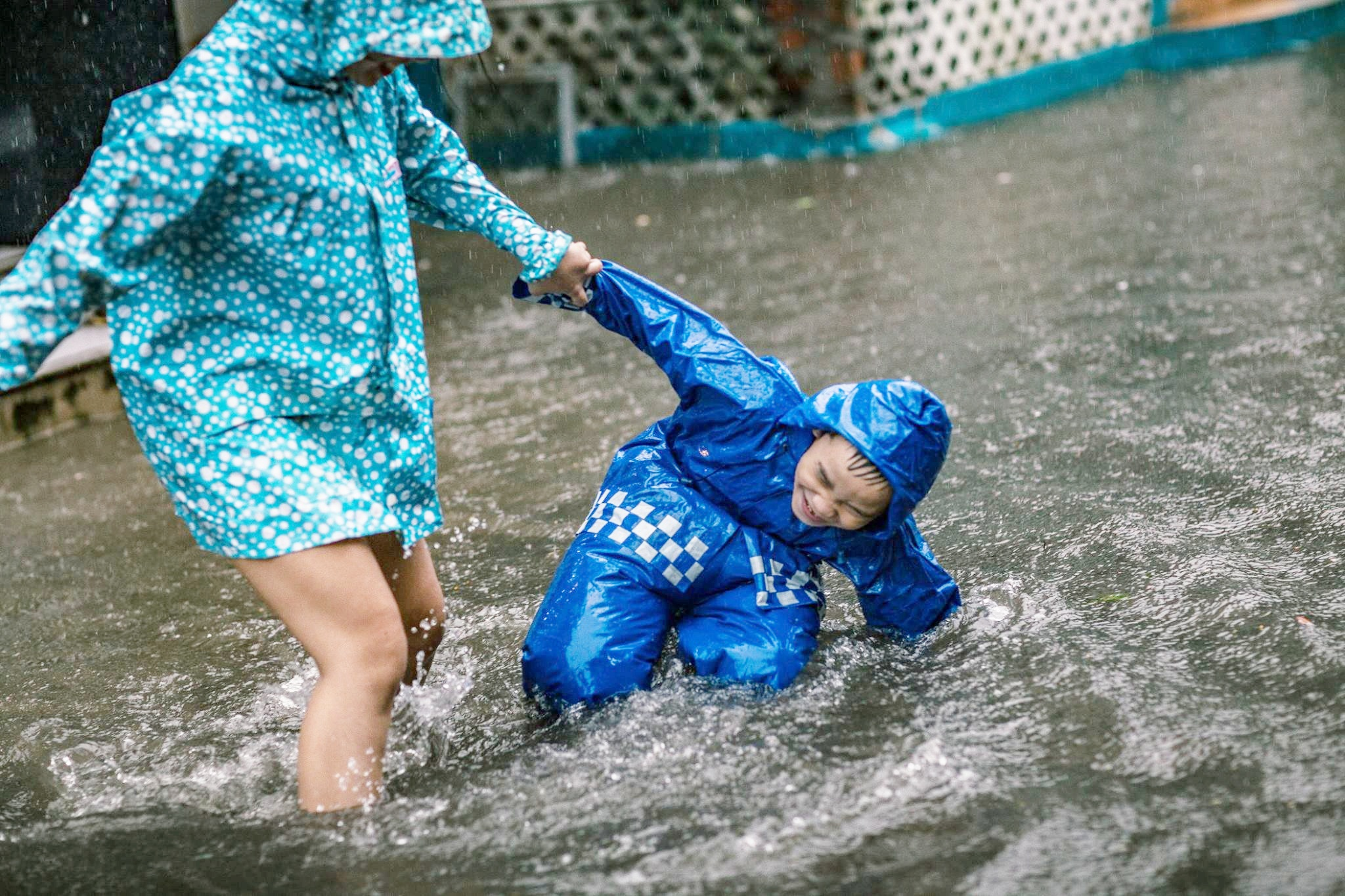 mưa miền Trung