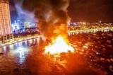 Nha Trang: Hàng chục ngôi nhà cháy dữ dội trong đêm