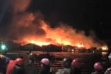 Hơn 70 ngôi nhà cháy trong đêm tại Nha Trang do thiếu phương tiện chữa cháy
