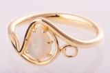 20 chiếc nhẫn đẹp lung linh mà phụ nữ nhìn là thích mê