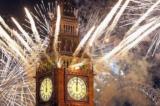 Video các màn trình diễn pháo hoa mừng giao thừa trên toàn thế giới