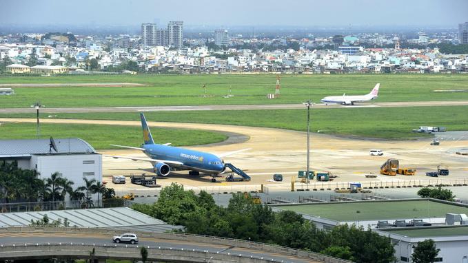 mở rộng sân bay Tân Sơn Nhất