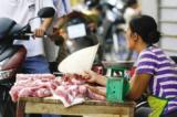 Giá lợn hơi xuống thấp nhất trong 3 năm, thịt bẩn vẫn 'trôi nổi' trong dịp Tết
