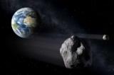 Một tiểu hành tinh vừa bay sượt qua Trái Đất