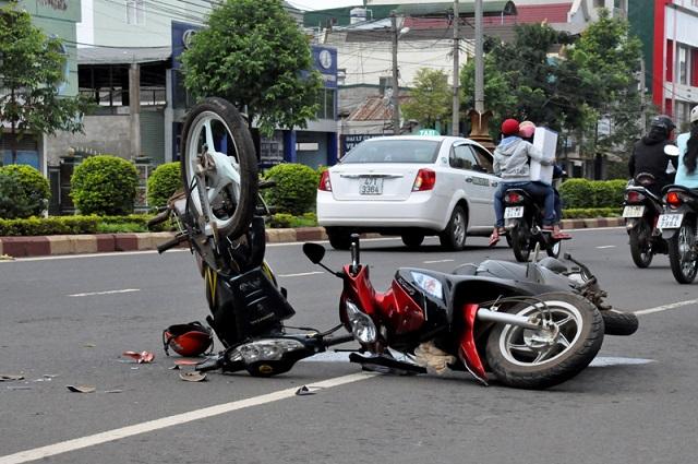 tai nạn giao thông tết 2017