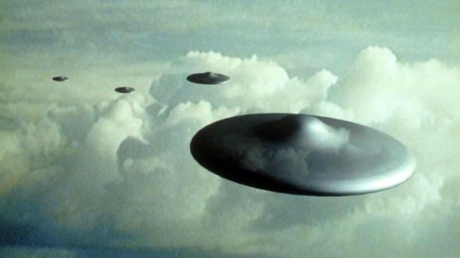 Tài liệu này gồm cả các hồ sơ lưu trữ về hiện tượng UFO. (Ảnh: Science photo library)