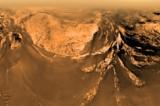 NASA công bố video đáng kinh ngạc từ tàu thăm dò đáp xuống mặt trăng sao Thổ