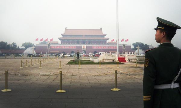 Trung Quốc chưa thể sẵn sàng có chiến tranh với Mỹ trong lúc này (Ảnh: Pixabay)