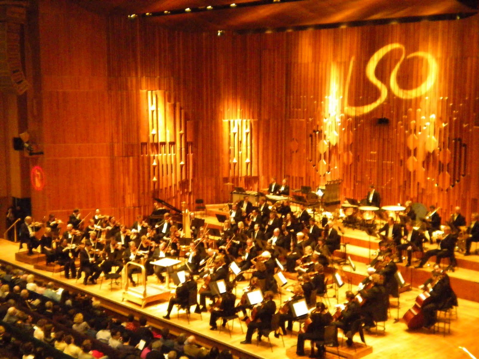 London Symphony Orchestra (Ảnh: Internet)