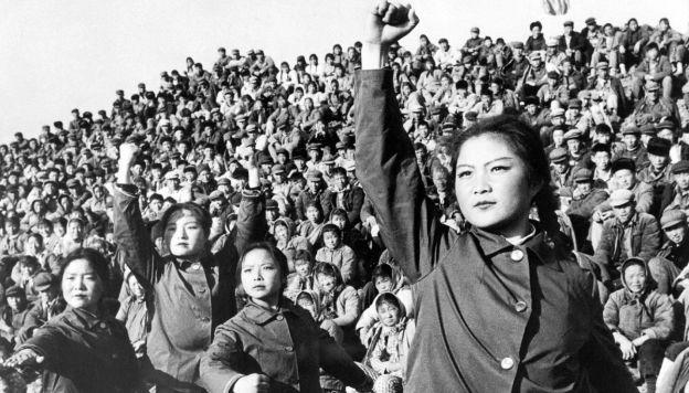 Hình ảnh Hồng Quân thời ông Mao Trạch Đông còn lãnh đạo. (Ảnh: internet)