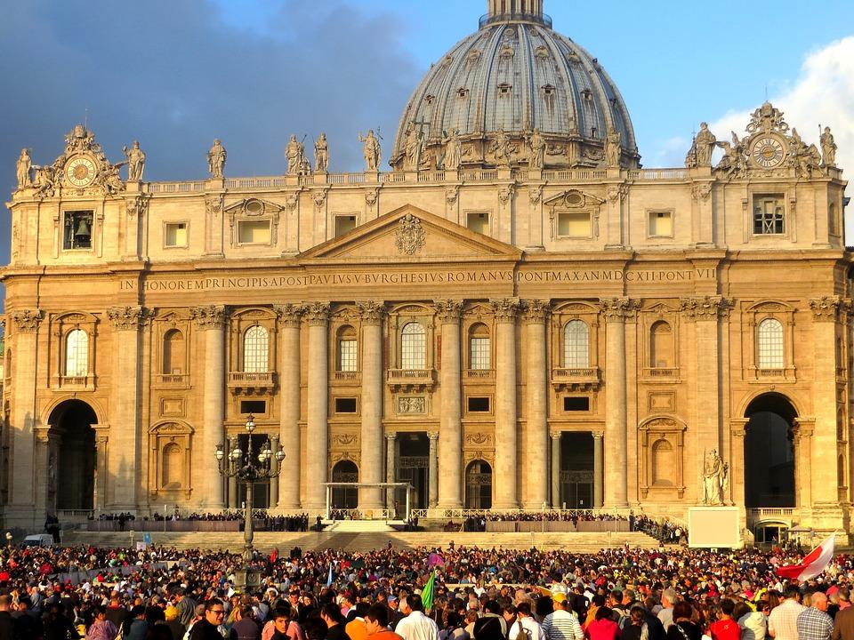 Vatican - Nơi diễn ra Hội nghị thượng đỉnh toàn cầu chống buôn bán nội tạng khai mạc ngày 7/2. (Ảnh: maxpixel)