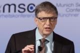 Bill Gates: Vũ khí sinh học còn nguy hiểm hơn chiến tranh hạt nhân