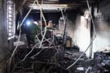Cháy nhà trong đêm tại Bình Dương: Cả 4 người trong gia đình tử vong