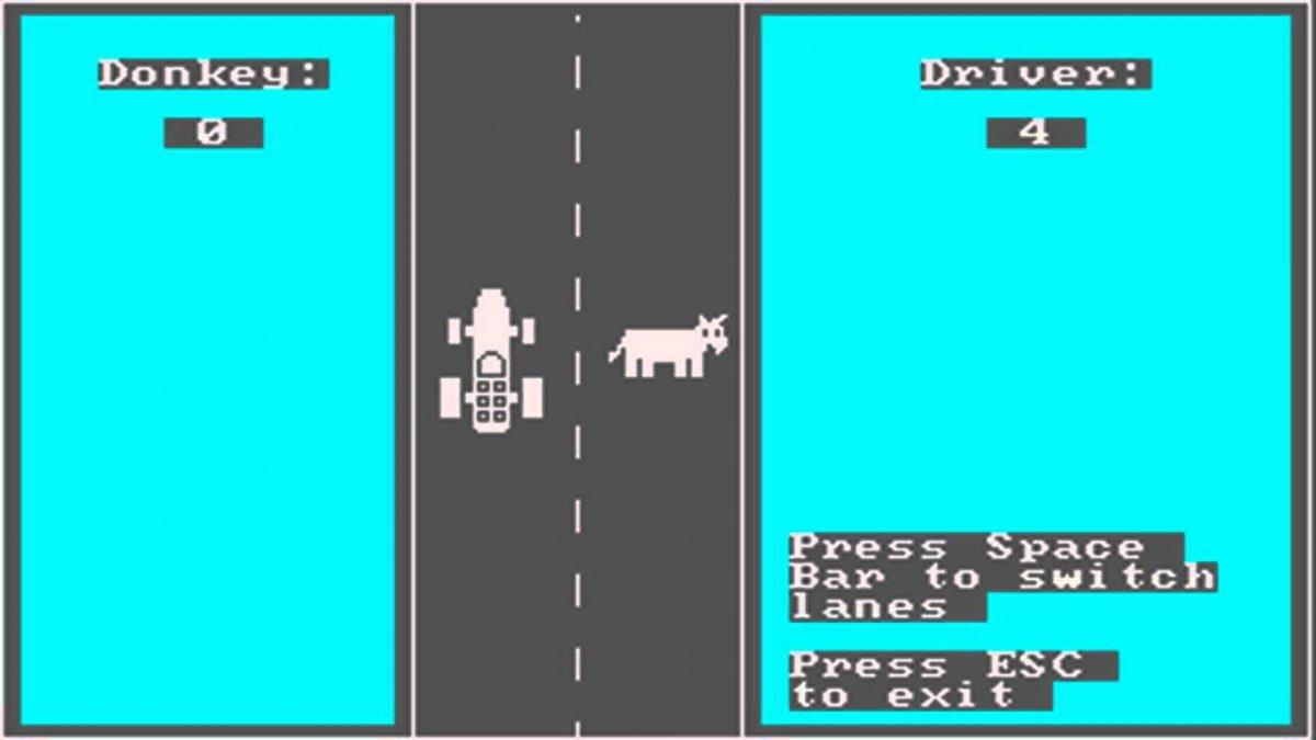 game donkey