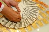Giá vàng, tỷ giá USD tăng mạnh sau kỳ nghỉ Tết âm lịch
