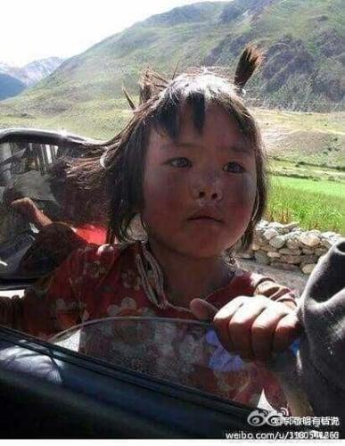 Trẻ 'bị bỏ rơi' ở nông thôn Trung Quốc.