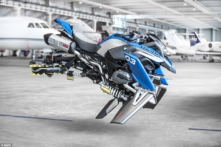 BMW trình làng mẫu concept mô tô bay kích thước lớn (video)