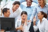 Nói chuyện cười nơi công sở có thể phát triển năng lực và sự tự tin