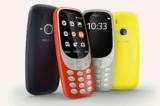'Cục gạch' Nokia 3310 chính thức trở lại: Thiết kế trẻ trung, pin 1 tháng
