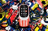 'Cục gạch' Nokia 3310 chính thức trở lại với trò rắn săn mồi huyền thoại