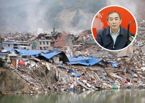 Vương Nghị Nhận tiết lộ sau đại địa chấn ở Tứ Xuyên năm 2008 đã từng xảy ra sự cố hạt nhân như ở Fukushima.