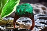 Bí ẩn của gỗ: Bộ sưu tập 'thế giới bên trong những chiếc nhẫn' đầy sáng tạo