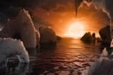 NASA phát hiện 7 hành tinh giống Trái Đất trong một hệ mặt trời lân cận