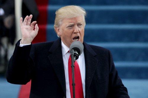 Tổng thống Mỹ Donald Trump (Ảnh: Getty)