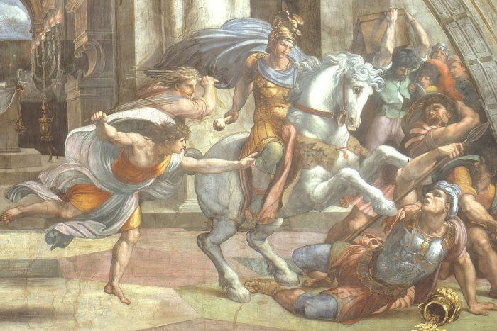 Tuyệt tác các căn phòng Raphael – Kỳ III: Thần tích của Cơ đốc giáo