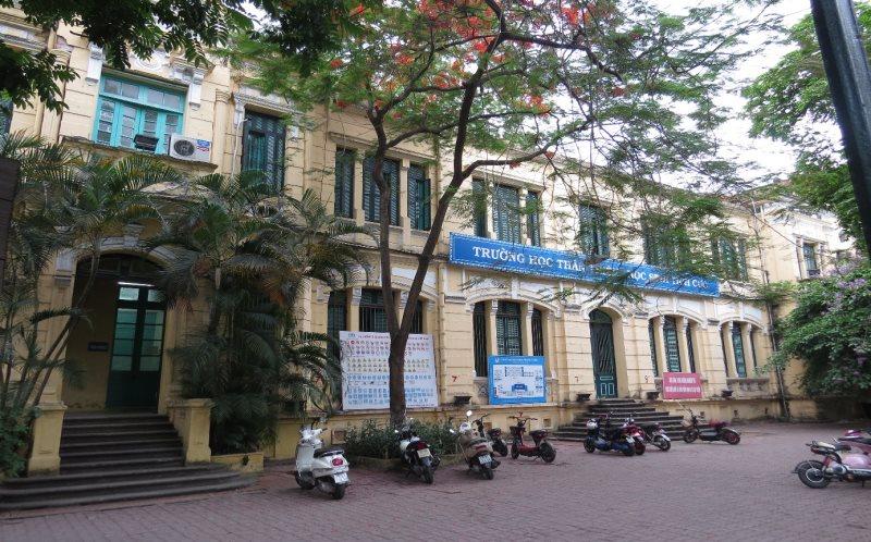 Những dấu ấn lịch sử của trường nữ sinh đầu tiên và duy nhất tại Hà Nội