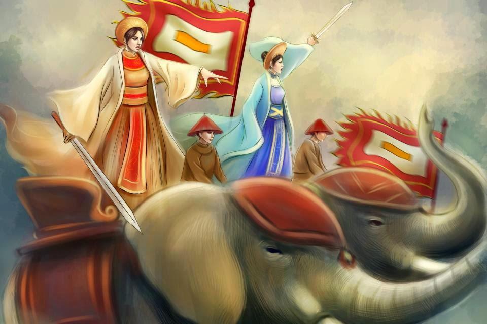 """Nữ tướng Thánh Thiên: """"Dụng binh như thần, trí dũng thiên phương"""""""
