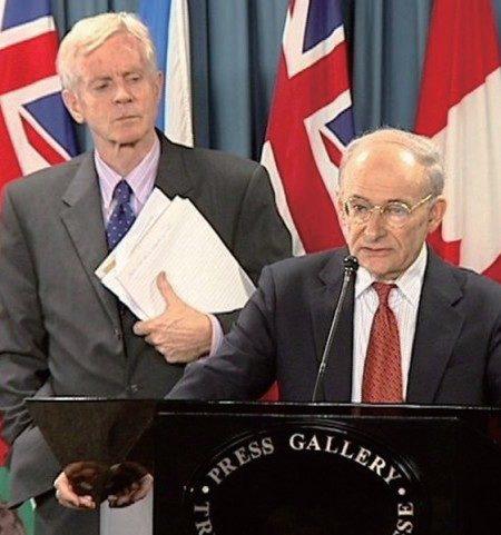 Hai điều tra viên Kilgour và Matas được đề cử Giải Nobel Hòa bình năm 2010.