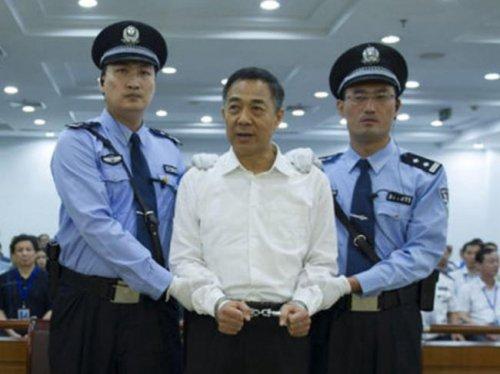 Xử án Bạc Hy Lai, con trai quan to Bạc Nhất Ba từng phê đấu ông Hồ Diệu Bang.