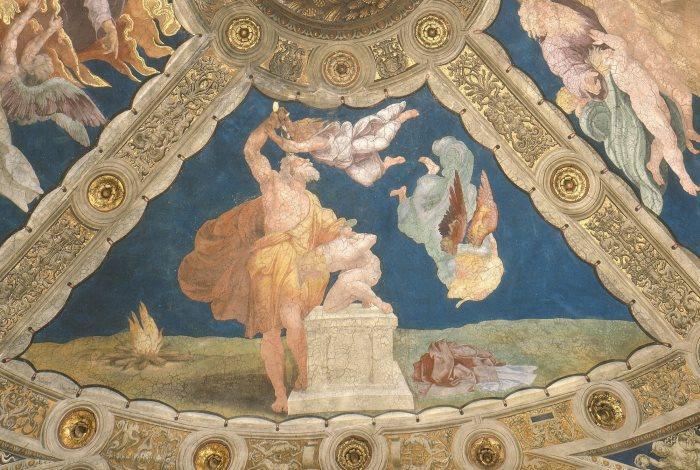 Tuyệt tác các căn phòng Raphael – Kỳ II: Thần tích của Cơ đốc giáo