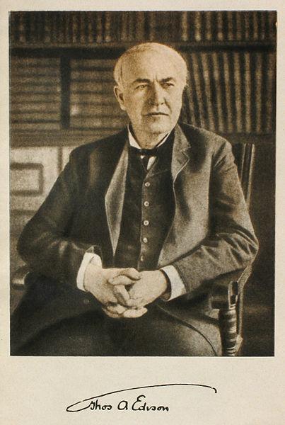 Cuộc đời Thomas Edison: Khổ nạn là giấy bọc ngoài của món quà quý