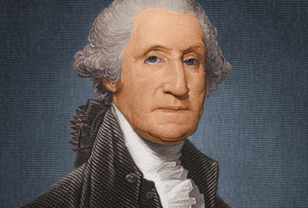 Hình Tổng thống George-Washington. (Ảnh: Qua Thingling.com)