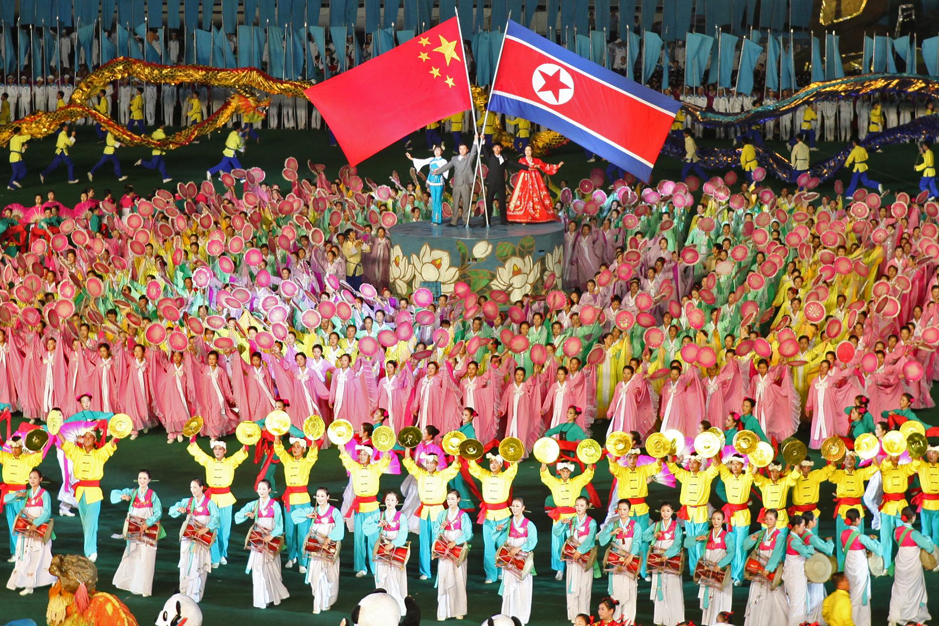 Căn cứ vào một bản báo cáo không công khai của LHQ, Trung Quốc đang hỗ trợ Triều Tiên tránh khỏi các chế tài. (Ảnh: Wikipedia)