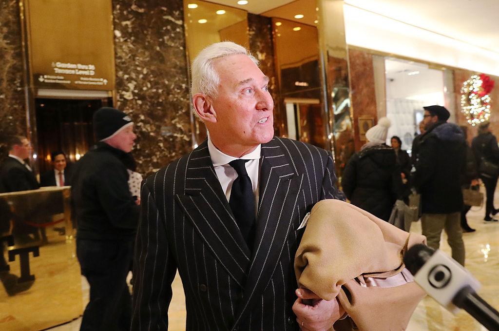 Roger Stone, một chiến lược gia và nhà vận động cho Đảng Cộng hòa, ông bị Trump xa thải vào tháng 8/2015 (Ảnh: Getty Image)