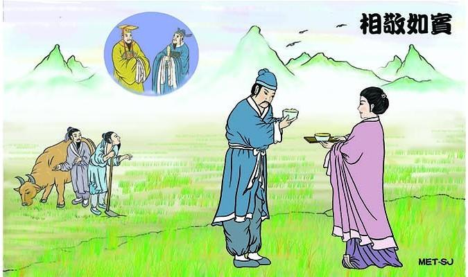 Đối nhân xử thế của người xưa - Kỳ 3: Nguyên tắc đối đãi giữa người chồng và người vợ