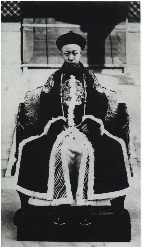 Hoàng đế cuối cùng thời Mãn Thanh: Phổ Nghi (Ảnh: common.wikimedia)