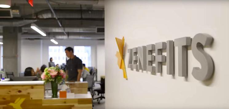 Văn phòng Zenefits ở San Francisco (ảnh: Zenefits)