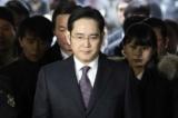 Ông Lee Jae-yong (48 tuổi), con trai cả và duy nhất của chủ tịch tập đoàn Samsung Lee Kun-hee