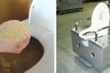 Từ Nhật Bản về Việt Nam, nhà vệ sinh xanh (bio-toilet) thành nhà vệ sinh bốc mùi hôi trên tàu