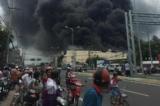 Cháy lớn tại Cần Thơ: Nhiều tỉnh thành ứng cứu, sơ tán hơn 500 người