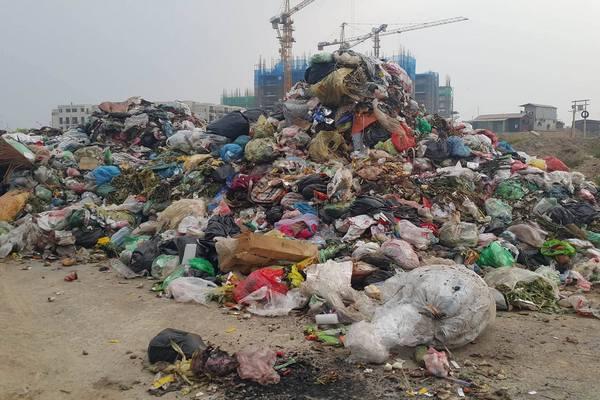 đổ trộm rác