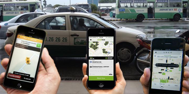Grab Uber